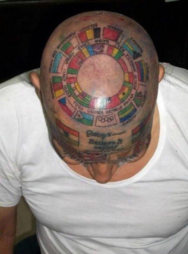 Tatuagem E quando você envelhecer (2)