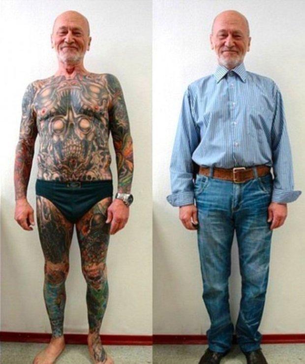 Tatuagem E quando você envelhecer (3)