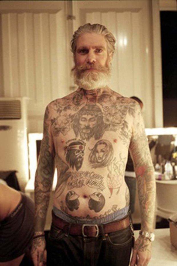 Tatuagem E quando você envelhecer (4)