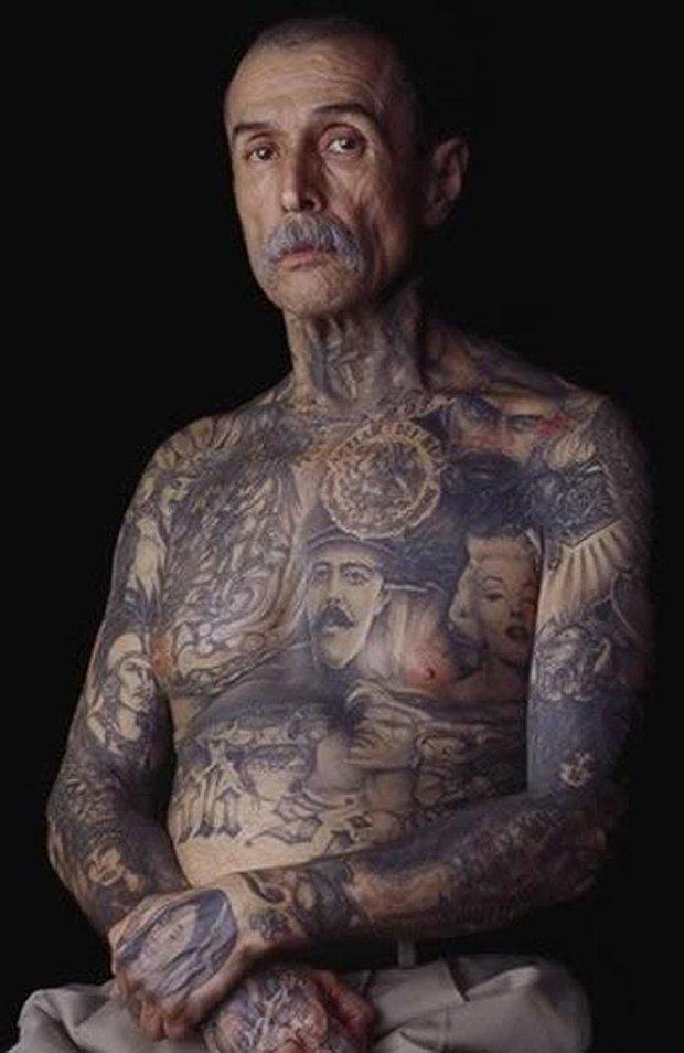 Tatuagem E quando você envelhecer (6)