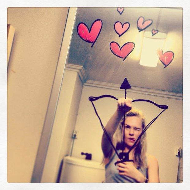 Um jeito diferente de tirar selfies no banheiro (14)