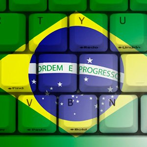 Um resumo da internet brasileira