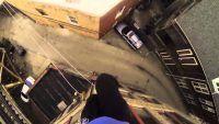 Você já quis saber como era saltar de um prédio?