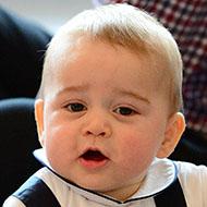Bebê George te despreza