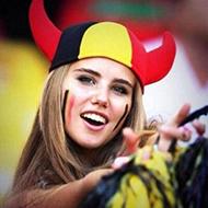 As musas que apareceram na Copa do Mundo 2014