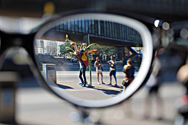 Como é o mundo visto pelos olhos de um míope