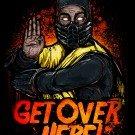 Mortal Kombat por Gleb S. Baker 4