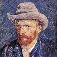 Quadro de Van Gogh visto de uma forma diferente