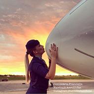 Conheça as aerolindas: o perfil de instagram que mostra as pilotos e comissárias mais gatas do Brasil