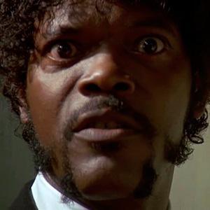 Todos os Motherfucker do ator Samuel L. Jackson