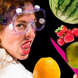 Durante toda a sua vida, você comeu frutas da maneira errada