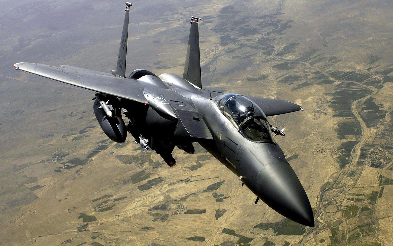 Como fazer um caça F-15 de papel