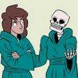 A menina que virou a Morte