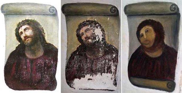 Memes ilustrados pela Historia da Arte (1)