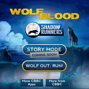 Wolf Blood Shadow Runners thumb