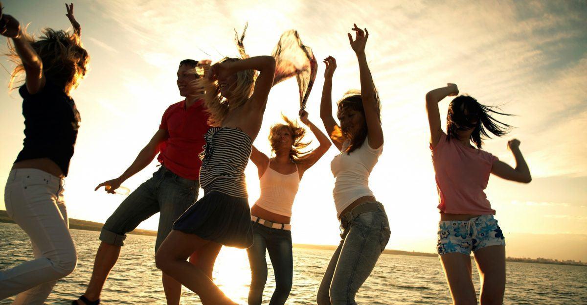 Dance como se ninguem estivesse vendo