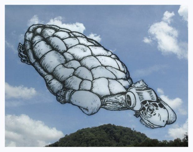 Desenhando nas nuvens (10)