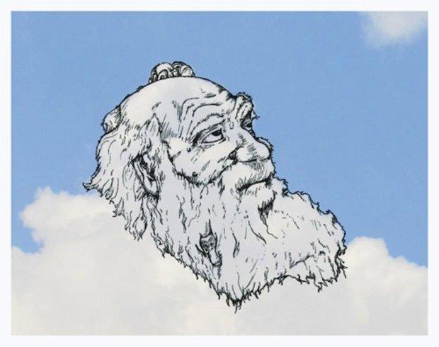 Desenhando nas nuvens (4)