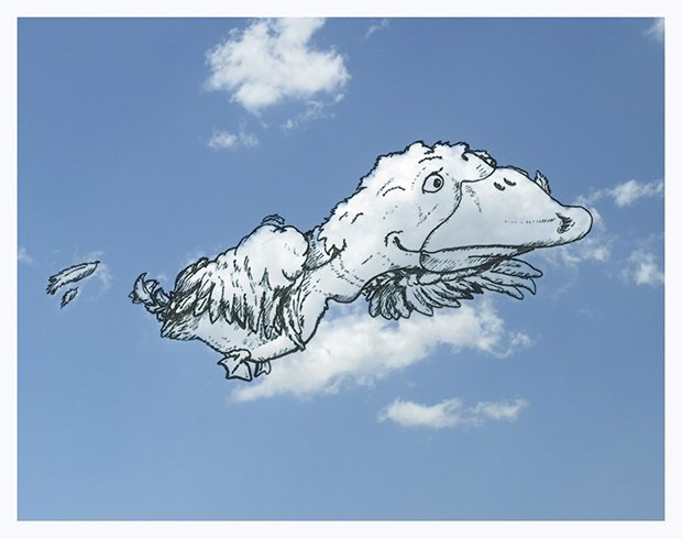 Desenhando nas nuvens (6)