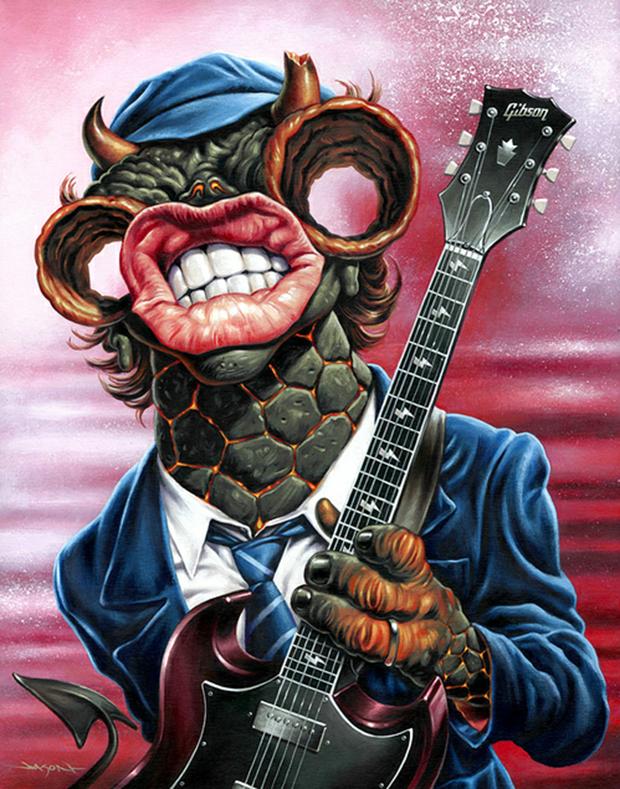 Monstros do Rock (1)