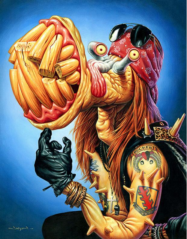 Monstros do Rock (2)