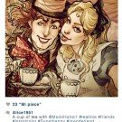 Se os personagens da Disney tivessem Instagram 7