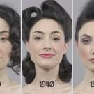 100 anos de beleza em 1 minuto 3