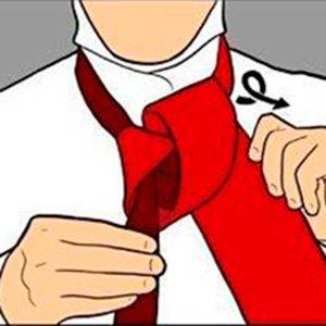 Novas maneiras de dar nó em gravata