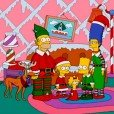 O Natal dos Simpsons