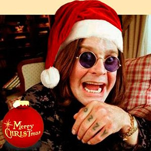 Ozzy Osbourne cantando Então é Natal