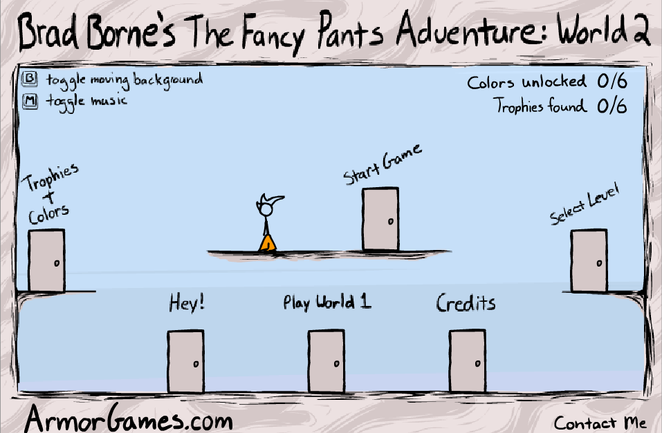 The Fancy Pants Adventure Christmas Edition