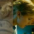 Como a correção de cor pode afetar o visual de um filme