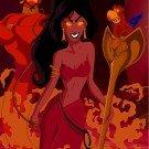 Princesas da Disney transformadas 10
