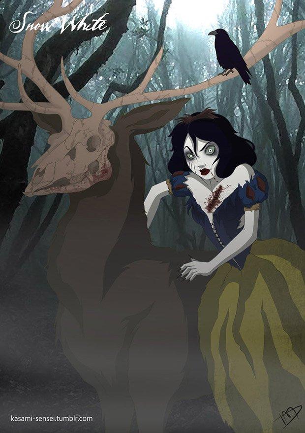 Princesas da Disney transformadas (19)