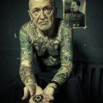Tatuagem E quando voce envelhecer
