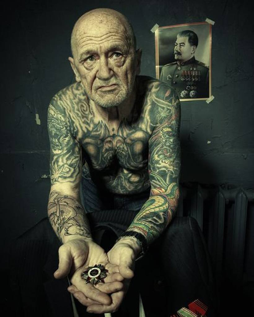 Tatuagem? E quando você envelhecer?