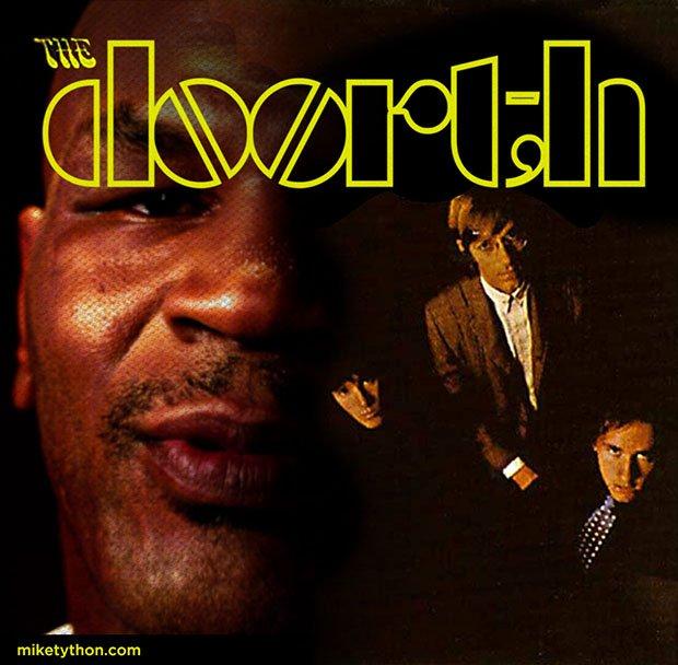 Um mundo onde o Mike Tyson e o personagem principal (4)