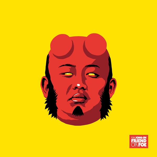 Kim Jong-Un Amigo ou Inimigo (15)