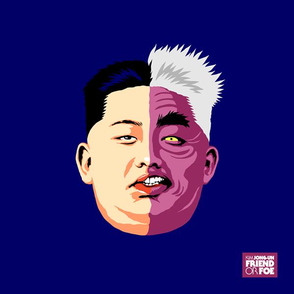 Kim Jong-Un Amigo ou Inimigo (17)