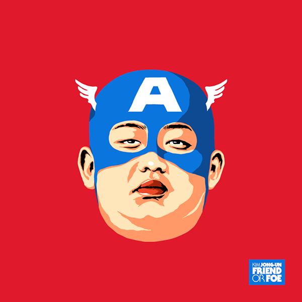 Kim Jong-Un Amigo ou Inimigo (18)