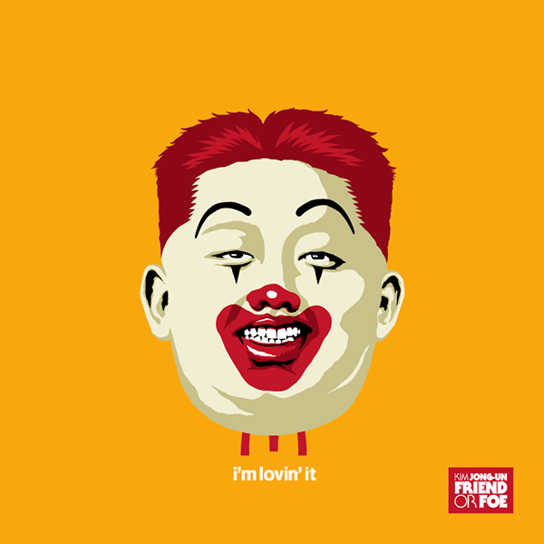 Kim Jong-Un Amigo ou Inimigo (3)