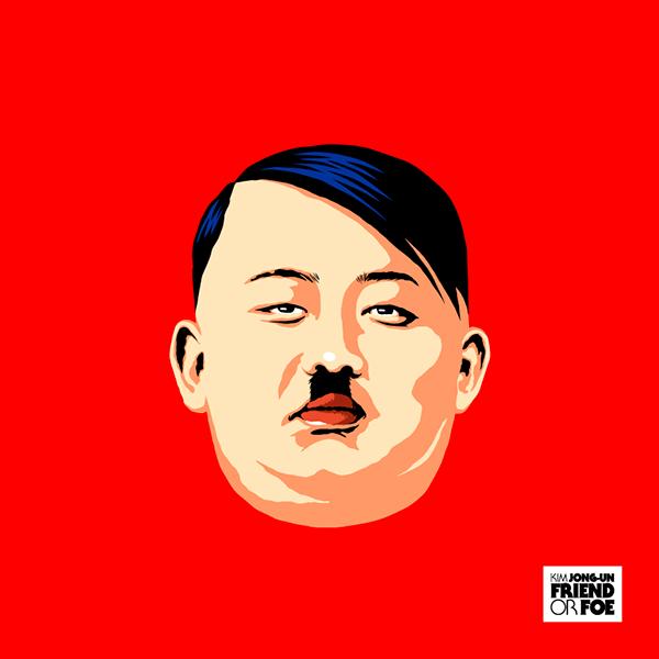 Kim Jong-Un Amigo ou Inimigo (9)