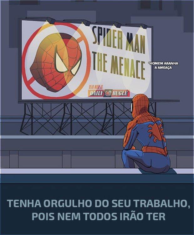 Licoes de vida que aprendemos com os Super Herois (1)