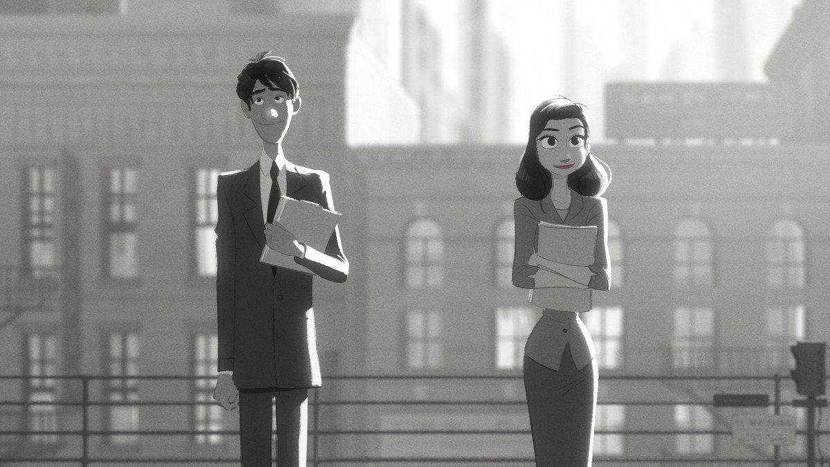 [Curta Animado] Paperman