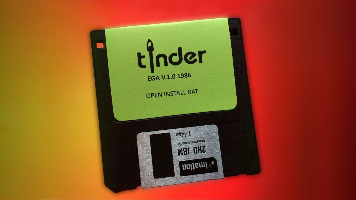 Como seria o Tinder nos anos 80 1