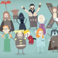 Dumb Ways to Die versão Game of Thrones
