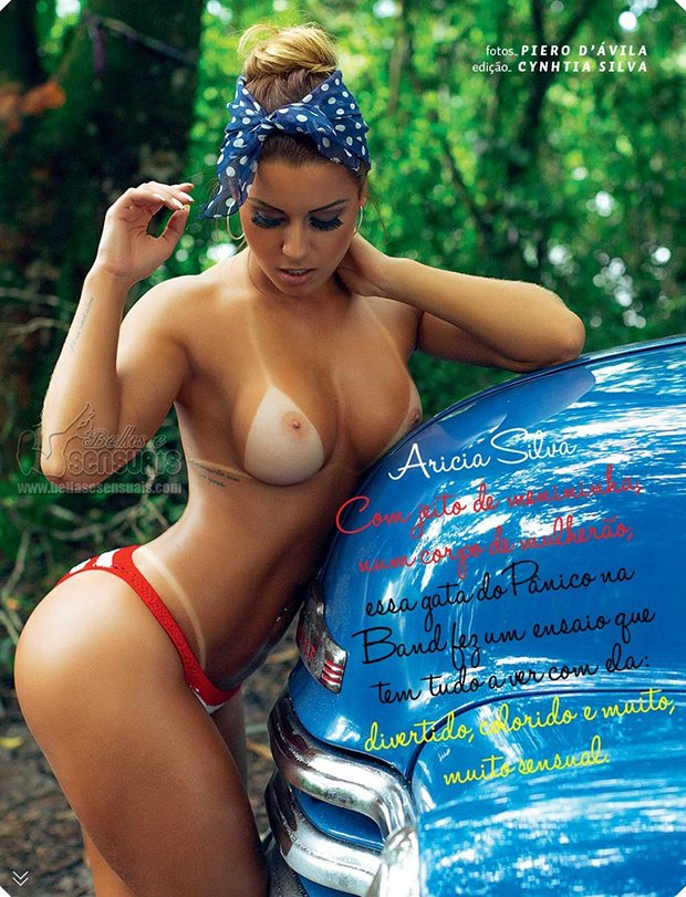 Fotos Sexy Aricia Silva Marco (4)