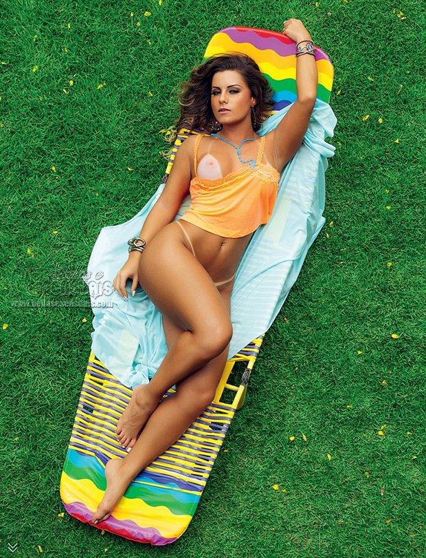 Fotos Sexy Aricia Silva Marco (7)