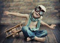 Imaginação é tudo o que você precisa