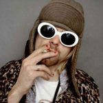 kurt Cobain last photo